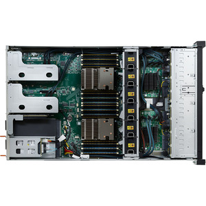 HGST Ultrastar Serv24 NVMe Storage Server - Intel Xeon Gold 6140 Octadeca-core (18 Core) 2.30 GHz - 24 x SSD Supported - 1