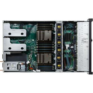 HGST Ultrastar Serv24 NVMe Storage Server - Intel Xeon Platinum 8160 Tetracosa-core (24 Core) 2.10 GHz - 24 x SSD Supporte