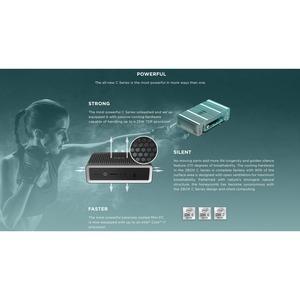 Desktop Computer Zotac ZBOX nano ZBOX-CI662NANO-BE - Intel Core i7 10. Generation i7-10510U 1,80 GHz Prozessor DDR4 SDRAM
