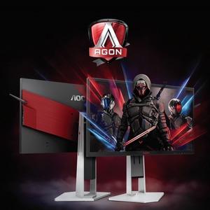 AOC AGON AG251FZ2E 62,2 cm (24,5 Zoll) Full HD WLED Gaming-LCD-Monitor - 16:9 Format - Rot - 635 mm Class - Twisted Nemati