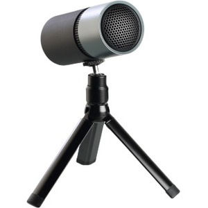 Thronmax Pulse Wired Condenser Microphone - 6.56 ft - 20 Hz to 20 kHz - Cardioid, Omni-directional - Stand Mountable - USB