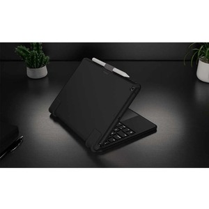 Brydge Keyboard/Cover Case Apple iPad (7th Generation), iPad (8th Generation), iPad (9th Generation) Tablet - Bacterial Re