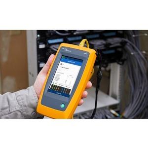 Fluke Networks LinkIQ Cable + Network Tester - Network Testing, Cable Testing, Cable Fault Testing, Analog Camera Testing,