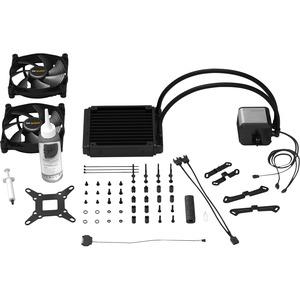 Ventilateur/Radiateur be quiet! Silent Loop 2 120mm 2 pc(s) - PC, Station de travail, Processor - 2 x Fan(s) - 2200 trs/mn