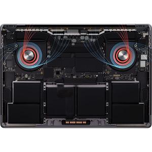 "Apple MacBook Pro MVVL2B/A 40.6 cm (16"") Notebook - 3072 × 1920 - Intel Core i7 9th Gen Hexa-core (6 Core) 2.60 GHz - 16 G"
