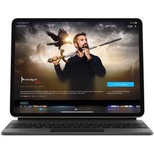 "Apple iPad Pro (4th Generation) Tablet - 32.8 cm (12.9"") - 1 TB Storage - iPad OS - Space Gray - Apple A12Z Bionic SoC - 2"