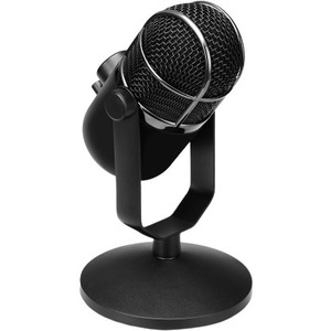 Thronmax Mdrill Dome Plus Wired Condenser Microphone - 6.56 ft - 20 Hz to 20 kHz - Cardioid, Omni-directional - Stand Moun
