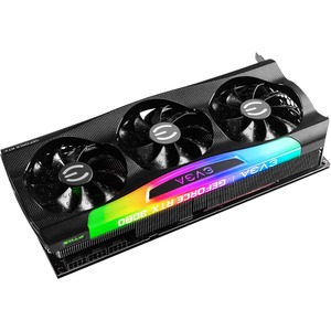 EVGA NVIDIA GeForce RTX 3080 Graphic Card - 10 GB GDDR6X - 1.80 GHz Boost Clock - 320 bit Bus Width - PCI Express 4.0 x16