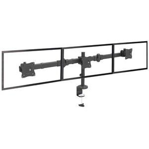 StarTech.com Montagearm für Monitor - 3 Unterstützte(r) Display(s)Bildschirmgröße: 68,6 cm (27 Zoll) - max. 23,95 kg Tragl