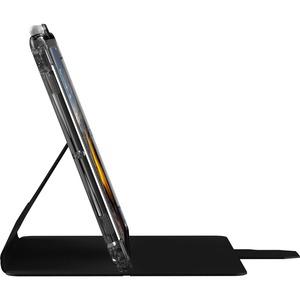 "Urban Armor Gear PLYO Carrying Case (Folio) for 10.5"" Apple iPad Air (2019), iPad Pro Tablet - Ice, Translucent - Impact R"