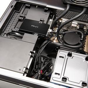 """PNY CS900 1 TB Solid State Drive - 2.5"""" Internal - SATA (SATA/600) - 535 MB/s Maximum Read Transfer Rate - 3 Year Warranty"""