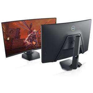 Dell S2721HGF 68,5 cm (27 Zoll) Full HD Gekrümmter Bildschirm Edge LED Gaming-LCD-Monitor - 16:9 Format - Schwarz - 685,80