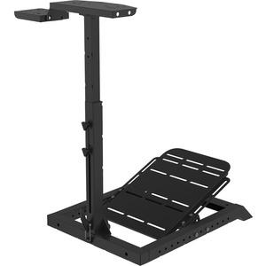 Next Level Racing Racing Wheel Stand - 48.3 cm Height x 48.3 cm Width - Floor - Steel