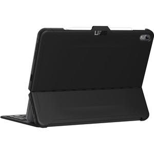 Urban Armor Gear Scout Series iPad Pro 12.9-inch (3rd Gen) Case - For Apple iPad Pro (3rd Generation) Tablet - Black - Imp