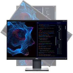 """Dell P2421 24"""" WUXGA WLED LCD Monitor - 16:10 - 24"""" Class - In-plane Switching (IPS) Technology - 1920 x 1200 - 16.7 Milli"""
