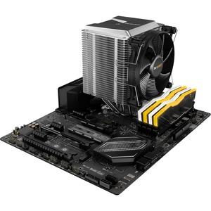 Ventilateur/Refroidisseur be quiet! Shadow Rock 3 - Console de jeu, Processor - 120 mm Maximum Fan Diameter - 1 x Fan(s) -