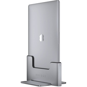 Brydge MacBook Vertical Dock - for Notebook - USB Type C - 2 x USB Ports - USB Type-C - Thunderbolt - Docking 2016 - PRESENT