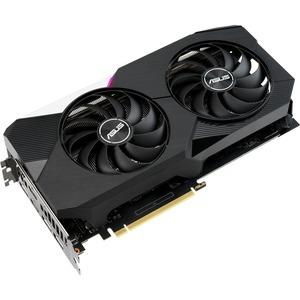 Asus NVIDIA GeForce RTX 3060 Ti Graphic Card - 8 GB GDDR6 - 1.71 GHz Core - 1.74 GHz Boost Clock - 256 bit Bus Width - PCI