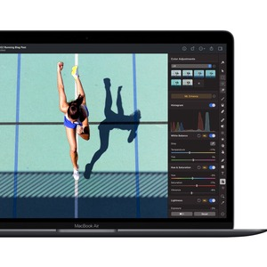 "Apple MacBook Air MGN73B/A 33.8 cm (13.3"") Notebook - WQXGA - 2560 x 1600 - Apple Octa-core (8 Core) - 8 GB RAM - 512 GB S"