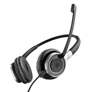 EPOS | SENNHEISER IMPACT SC 660 - Stereo - Easy Disconnect - Wired - 50 Hz - 18 kHz - On-ear - Binaural - 3.28 ft Cable -