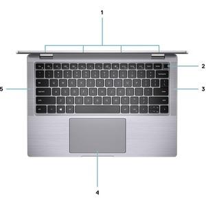 Dell Latitude 9000 9420 35,6 cm (14 Zoll) Notebook - FHD+ - 1920 x 1200 - Intel Core i5 11. Generation i5-1135G7 Quad-Core
