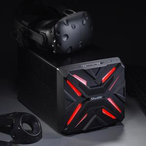 Shuttle XPC cube SZ270R9 Gaming Barebone System - Small Form Factor - Socket H4 LGA-1151 - Intel Z270 Express Chip - 64 GB
