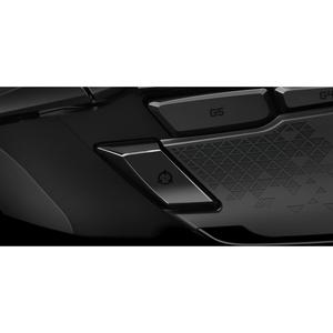 Souris de jeu Optique Logitech HERO G502 - USB - 11 Bouton(s) - Câble - 16000 dpi - Roulettes avec frein
