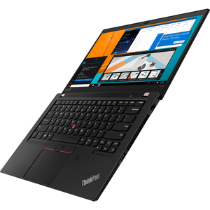 "Lenovo ThinkPad T495 20NJ0004US 14"" Touchscreen Notebook - 1920 x 1080 - AMD Ryzen 5 3500U Quad-core (4 Core) 2.10 GHz - 8"