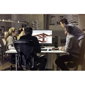 Lenovo-IMSourcing ThinkStation P330 30D2S35M00 Workstation - 1 x Intel Core i5 Hexa-core (6 Core) i5-9500 9th Gen 3 GHz -