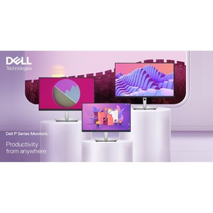 Dell P2422H 60,5 cm (23,8 Zoll) LED LCD-Monitor - 609,60 mm Class - Dünnfilmtransistor (TFT) - 16,7 Millionen Farben