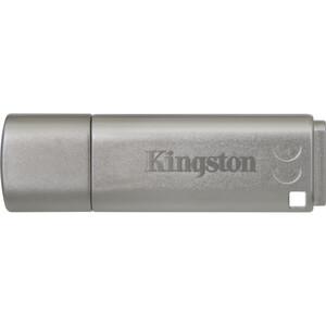 Kingston 64GB DataTraveler Locker+ G3 USB 3.0 Flash Drive - 64 GB - USB 3.0 - 135 MB/s Read Speed - 40 MB/s Write Speed -