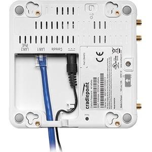 CradlePoint ARC CBA850LP6-EU Mobilfunk Modem/Wireless Router - 4G - LTE, HSPA+ - 2 x Netzwerk-Anschluss - USB - Gigabit-Et