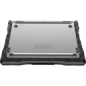 Gumdrop DropTech Dell 3100 (Clamshell) Chromebook Case - For Dell Chromebook - Black - Shock Resistant, Drop Resistant - S