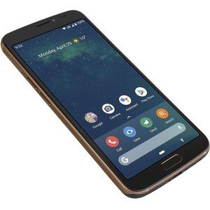 """Smartphone Doro 8080 32 Go - Écran - Écran 14,5 cm (5,7"""") HD 720 x 1440 - 3 Go RAM - Noir - Barre - 1 Support de SIM - San"""