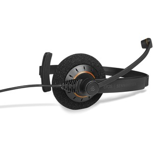 EPOS | SENNHEISER IMPACT SC 30 USB ML - Mono - USB - Wired - 60 Hz - 16 kHz - On-ear - Monaural - 6.89 ft Cable - Noise Ca