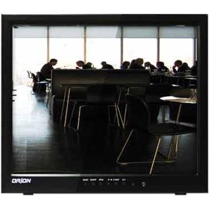 "ORION Images Premium 17RTC 17"" SXGA LCD Monitor - 4:3 - Black - 17"" Class - 1280 x 1024 - 16.7 Million Colors - 250 Nit -"