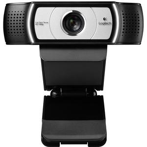 Logitech - Webcam - 30 fps - USB - 1920 x 1080 Pixel Videoauflösung - Autofokus - Mikrofon