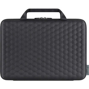 """Belkin Air Protect Carrying Case (Sleeve) for 14"""" Notebook - Black - Shock Absorbing, Damage Resistant Interior, Drop Resi"""