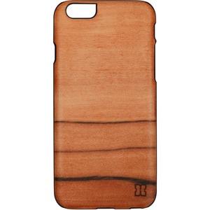Man&Wood iPhone 6S Slim Case Sai Sai - For Apple iPhone 6, iPhone 6s Smartphone - Sai Sai - Red, Black - Smooth - Scratch