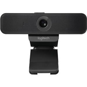 Logitech C925e Webcam - 30 fps - USB 2.0 - 1920 x 1080 Video - Auto-focus - Microphone - Notebook, Monitor