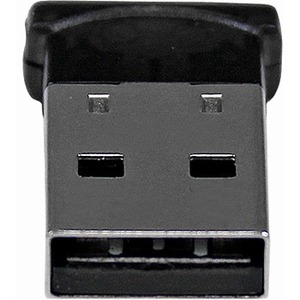 StarTech.com Bluetooth-Adapter - USB - 3 Mbit/s - 2,48 GHz ISM - 50,3 m Funkreichweite (innen)Extern