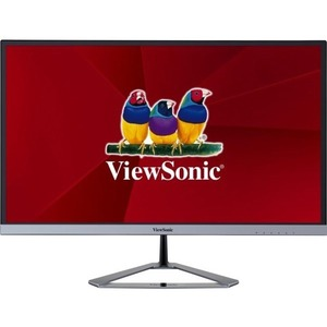 "Viewsonic VX2476-SMHD 23.8"" Full HD LED LCD Monitor - 16:9 - Black - 24"" Class - Advanced High Performance In-plane Switch"