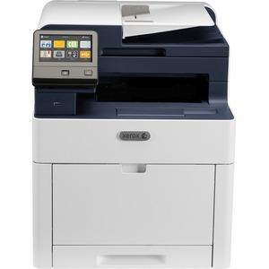 Xerox WorkCentre 6515/DNI Wireless Laser Multifunction Printer - Color - Copier/Fax/Printer/Scanner - 30 ppm Mono/30 ppm C