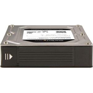 StarTech.com 2 x Total Bays DAS-Speichersystem Intern - SATA/600 - Serial ATA/600 Steuerung - RAID-Unterstützung - 0, 1, K