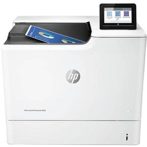 HP LaserJet M653 M653dn - Desktop Laserdrucker - Farbe - 74 ppm Monodruck/74 ppm Farbdruckgeschwindigkeit - 1200 x 1200 dp