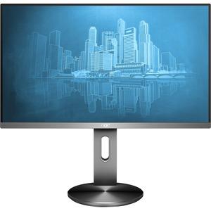 AOC I2490PXQU 60,5 cm (23,8 Zoll) Full HD LED LCD-Monitor - 16:9 Format - 1920 x 1080 Pixel Bildschirmauflösung - 250 cd/m