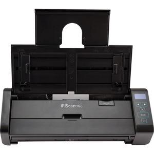 IRIS Iriscan Pro 5-High-Performance Duplex Desktop Scanner - 24-bit Color - 23 ppm (Mono) - 17 ppm (Color) - Duplex Scanni