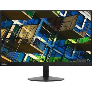 "Lenovo ThinkVision S22e-19 21.5"" Full HD WLED LCD Monitor - 16:9 - Raven Black - 1920 x 1080 - 16.7 Million Colors - 250 N"