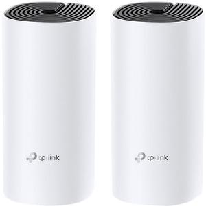 TP-Link Deco M4 IEEE 802.11ac 1,17 Gbit/s Drahtloser Access Point - 2,40 GHz, 5 GHz - MIMO-Technologie - 2 x Netzwerk (RJ-