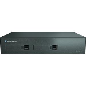 Milestone Systems Husky M20 Network Video Recorder - Network Video Recorder - HDMI - DVI SWTCH 2X2TB HDD 32DEV LICS INCL 20